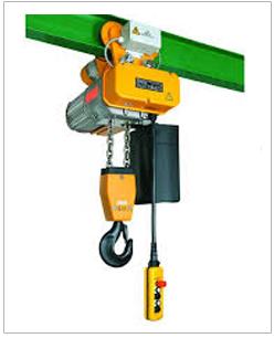 Insert liftket chain hoist